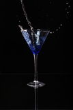 Cocktail de Martini, bebida Imagem de Stock