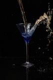 Cocktail de Martini, bebida Fotos de Stock