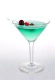 Cocktail de Martini de bikini Photos stock