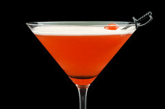 Cocktail de Mary Pickford Photo stock