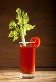 Cocktail de Mary sangrenta Fotografia de Stock Royalty Free