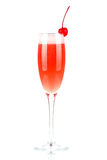 Cocktail de millénium Photo stock