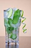 Cocktail de Mojito Photos libres de droits