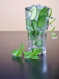 Cocktail de Mojito Image stock