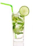 Cocktail de Mojito Images libres de droits
