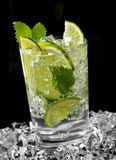 Cocktail de Mojito image libre de droits