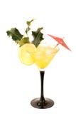 Cocktail de Noël Photos libres de droits