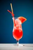 Cocktail de pamplemousse Photos libres de droits