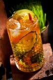 Cocktail de Pimms fotografia de stock royalty free