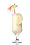 Cocktail de Pina Colada Images libres de droits