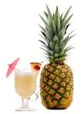 Cocktail de Pina Colada Foto de Stock Royalty Free