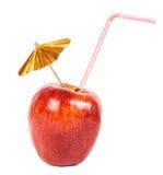 cocktail de pomme photographie stock