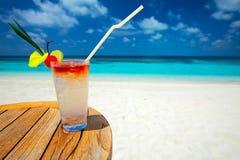 Cocktail de refrescamento Fotografia de Stock