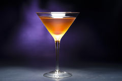 Cocktail de Rob Roy photos stock