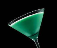 Cocktail de sauterelle Image libre de droits