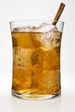 Cocktail de thé de Chai Images stock