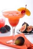 Cocktail del Campari fotografie stock libere da diritti