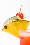 Cocktail del punzone delle piantatrici Fotografia Stock