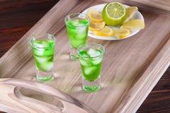 Cocktail del tè di Tokyo Immagine Stock