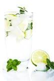 Cocktail della calce Fotografia Stock