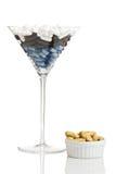 Cocktail della droga Fotografia Stock Libera da Diritti