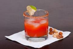 Cocktail della Mary sanguinante Immagine Stock Libera da Diritti