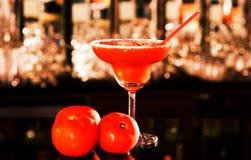 Cocktail della Mary sanguinante Immagini Stock Libere da Diritti