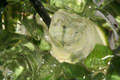 Cocktail della menta Fotografia Stock Libera da Diritti