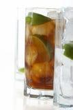 Cocktail della menta Fotografie Stock Libere da Diritti
