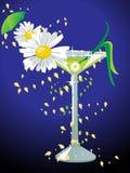 Cocktail della sorgente, vettore Royalty Illustrazione gratis
