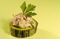 Cocktail dello zucchini Immagini Stock