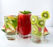 Cocktail der Wassermelone Stockbilder