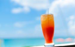 Cocktail des Caraïbes Photo libre de droits
