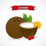 Cocktail design Stock Photos