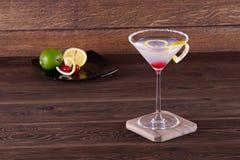 Cocktail di aviazione Fotografia Stock