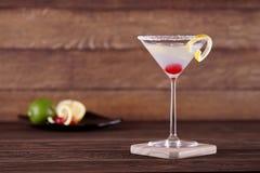 Cocktail di aviazione Fotografie Stock