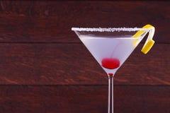 Cocktail di aviazione Immagine Stock Libera da Diritti