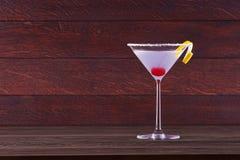 Cocktail di aviazione Immagini Stock Libere da Diritti