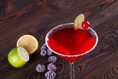 Cocktail di Bacardi Fotografie Stock