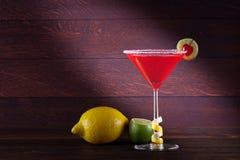 Cocktail di Bacardi Immagine Stock