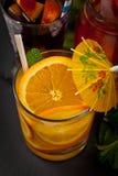 Cocktail di estate Immagini Stock Libere da Diritti