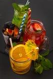 Cocktail di estate Immagini Stock