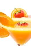 Cocktail di frutta tropicale freschi Fotografia Stock Libera da Diritti