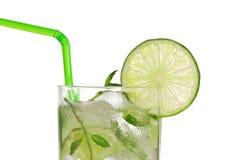 Cocktail di Mojito Fotografia Stock
