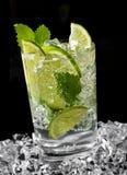 Cocktail di Mojito Immagine Stock Libera da Diritti