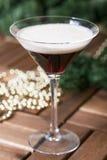 Cocktail di Natale Immagini Stock