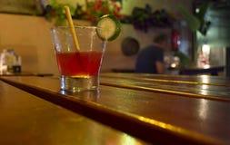 Cocktail di sera Immagini Stock Libere da Diritti