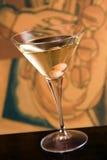 Cocktail di Wodka Gibson Fotografie Stock