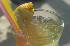 Cocktail do álcool Fotografia de Stock