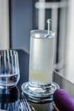 Cocktail do aperitivo do mocktail do amplificador do lichi Imagem de Stock Royalty Free